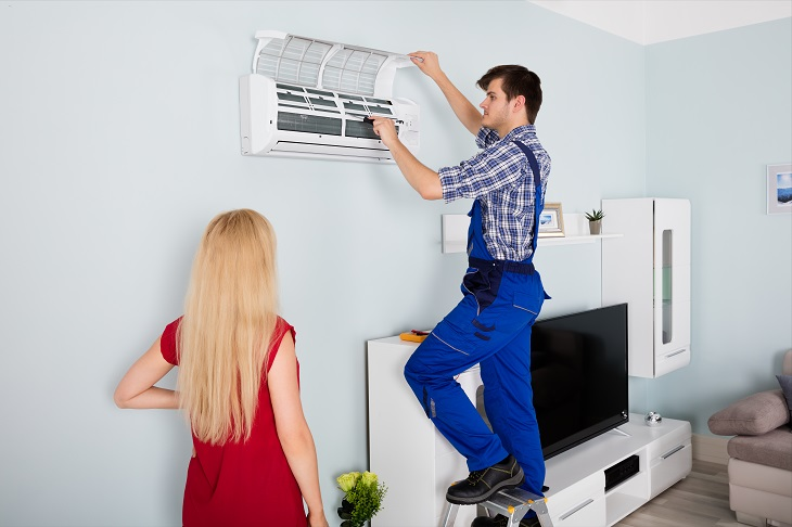 How To Install The Air Conditions?